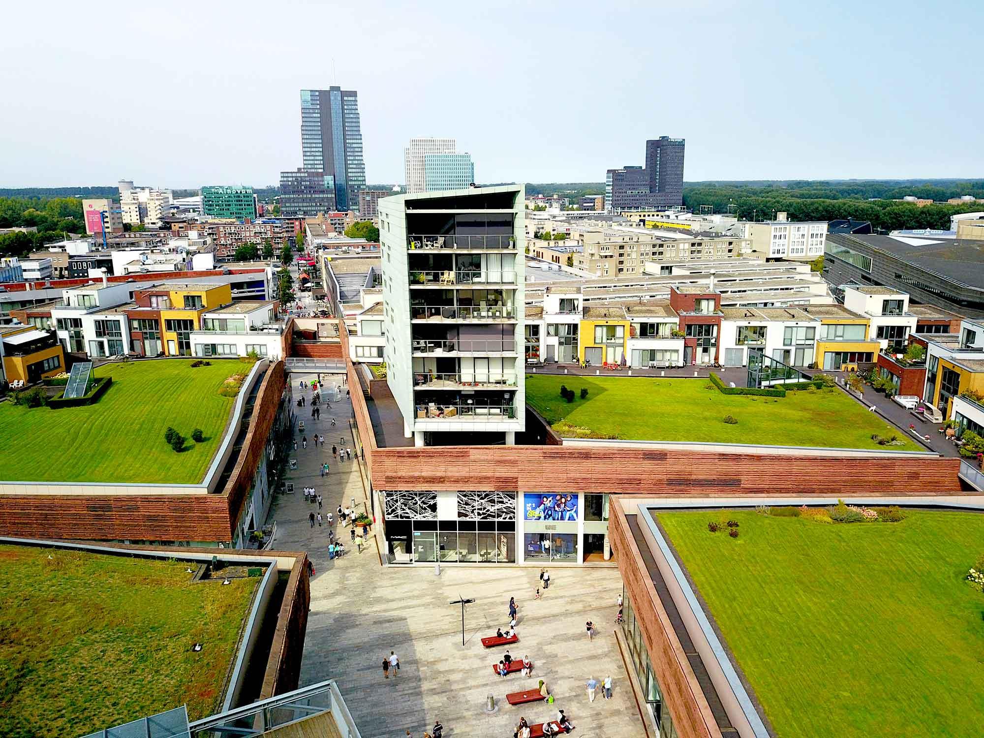 Bruisend Almere centrum @ Urban Solutions (storytelling - campagne)