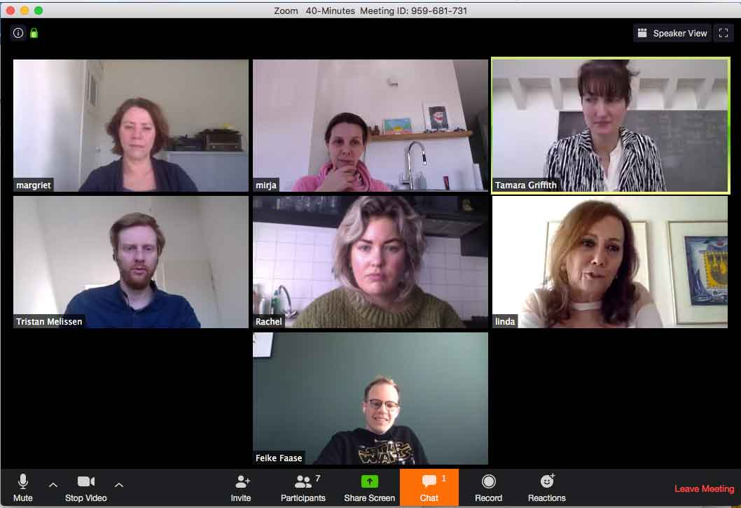 De week van Mirja de Jongh - Urban Solutions