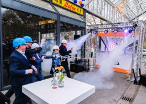 Brusselse Poort heropening © Urban Solutions (story telling - campagne)
