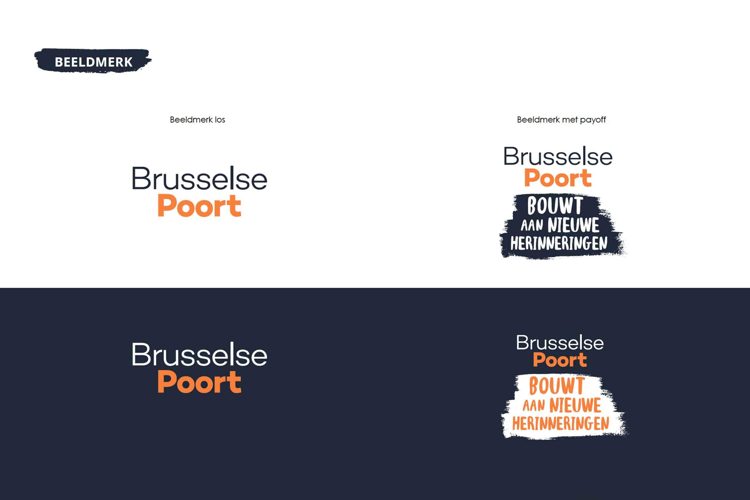 Brusselse Poort Beeldmerk © Urban Solutions (placemaking - placebranding)