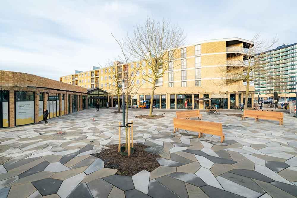Winkelcentrum De Gaard Utrecht © Urban Solutions (placemaking - placebranding)