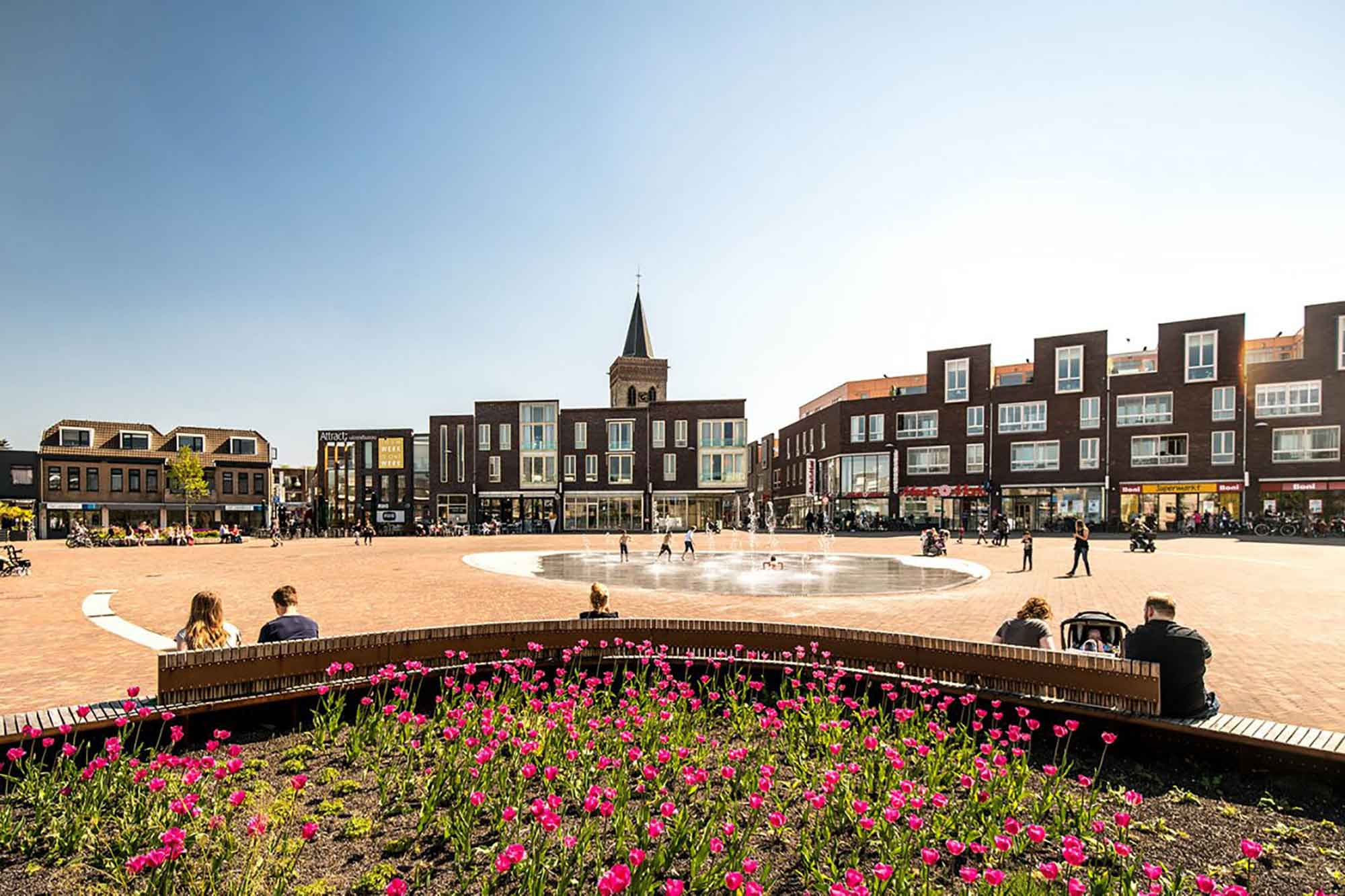 Ede centrum @ Urban Solutions (strategie - concept), MagicPlaces®-methode