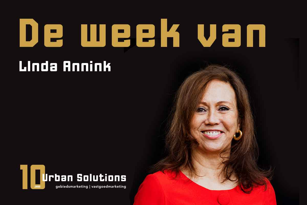 De week van Linda Annink - Urban Solutions