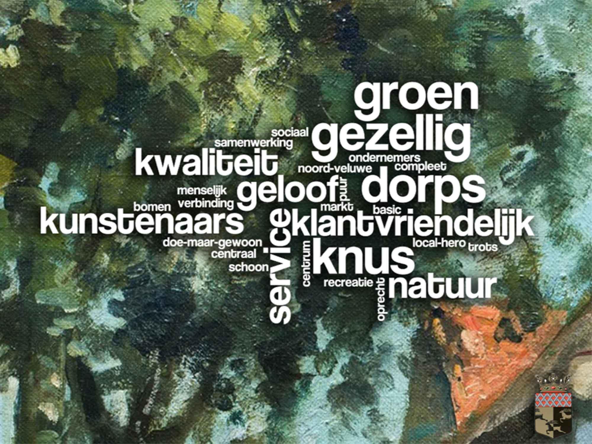 Nunspeet groen © Urban Solutions (placemaking - placebranding)
