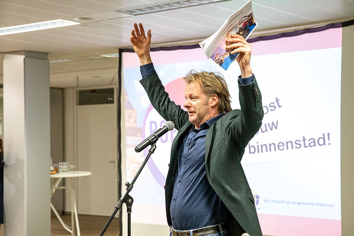 Presentatie gemeente Oldenzaal (placemaking - placebranding)