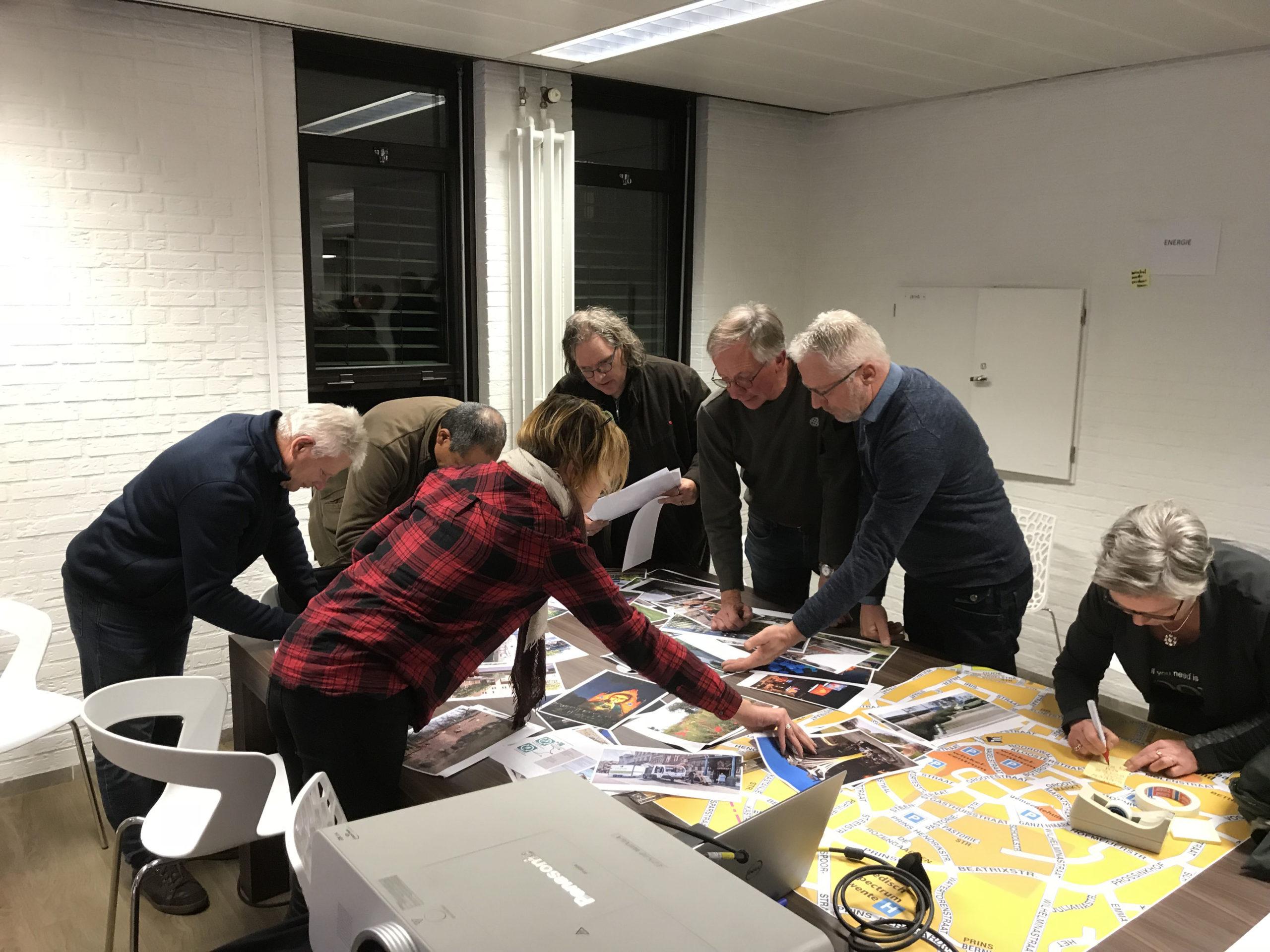 Brainstormsessie gemeente Oldenzaal (placemaking - placebranding)