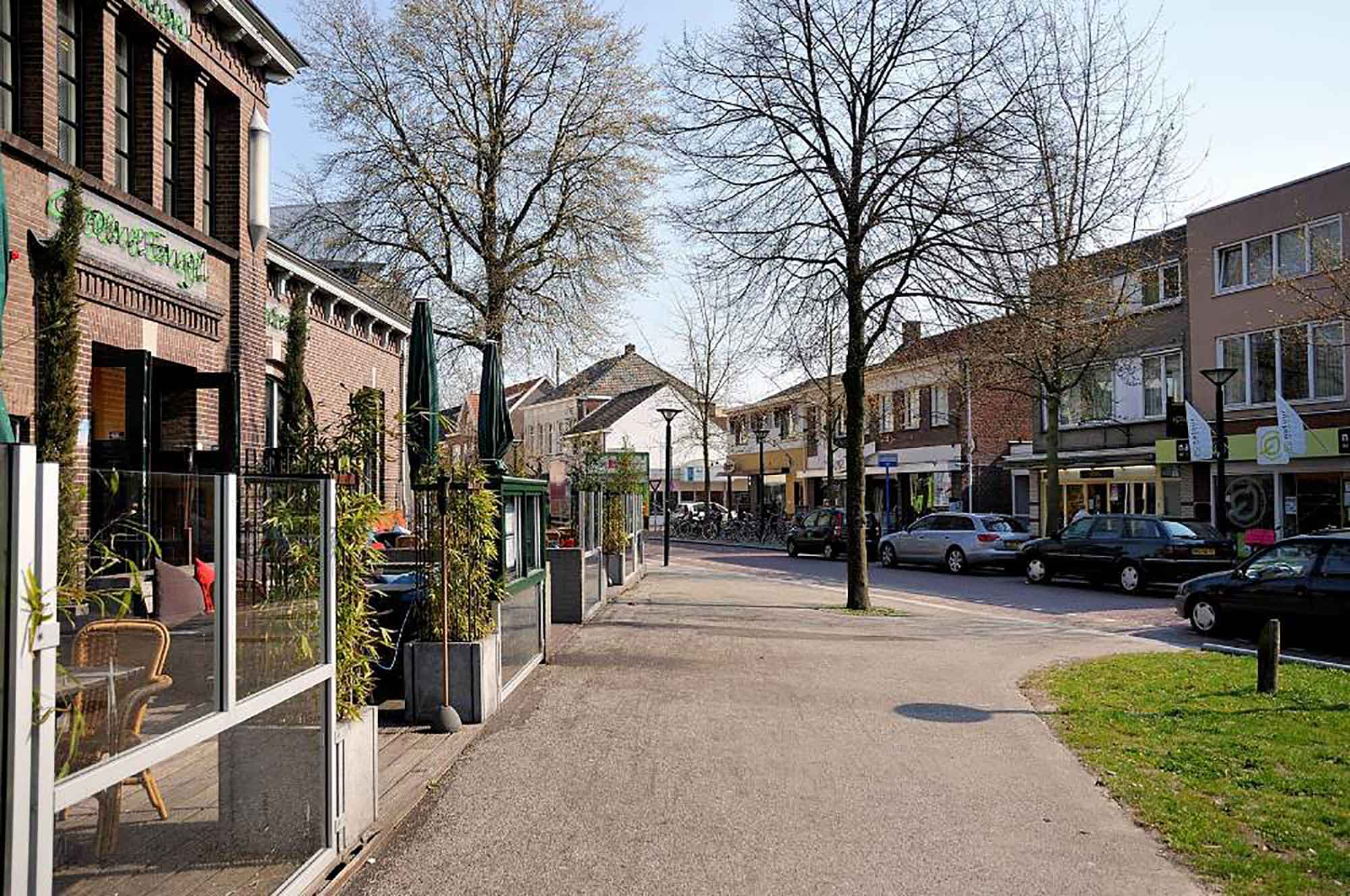 Oss centrum © Urban Solutions (strategie - concept)