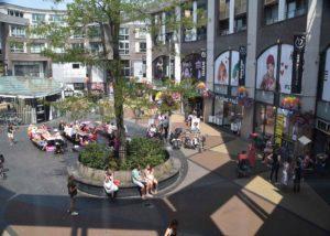 Sint-Jorisplein Amersfoort © Urban Solutions (strategie en concept)