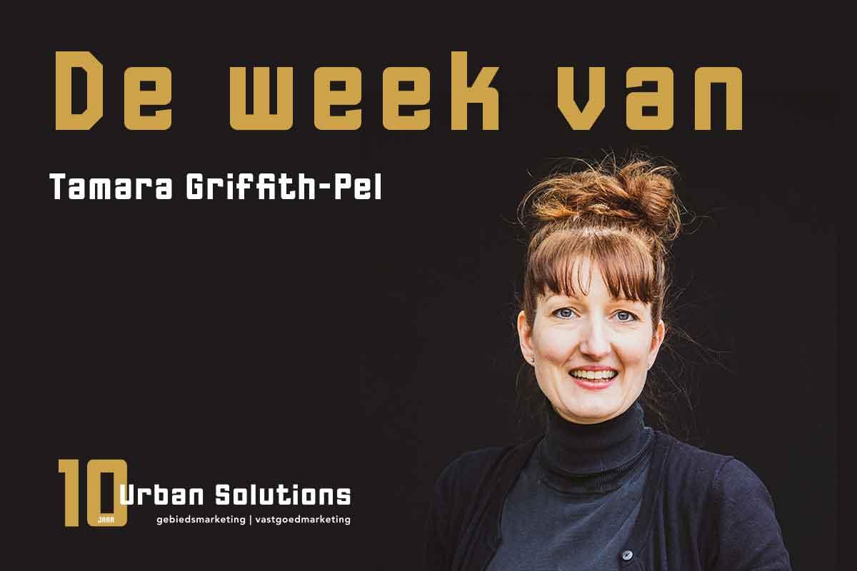 De week van Tamara bij Urban Solutions