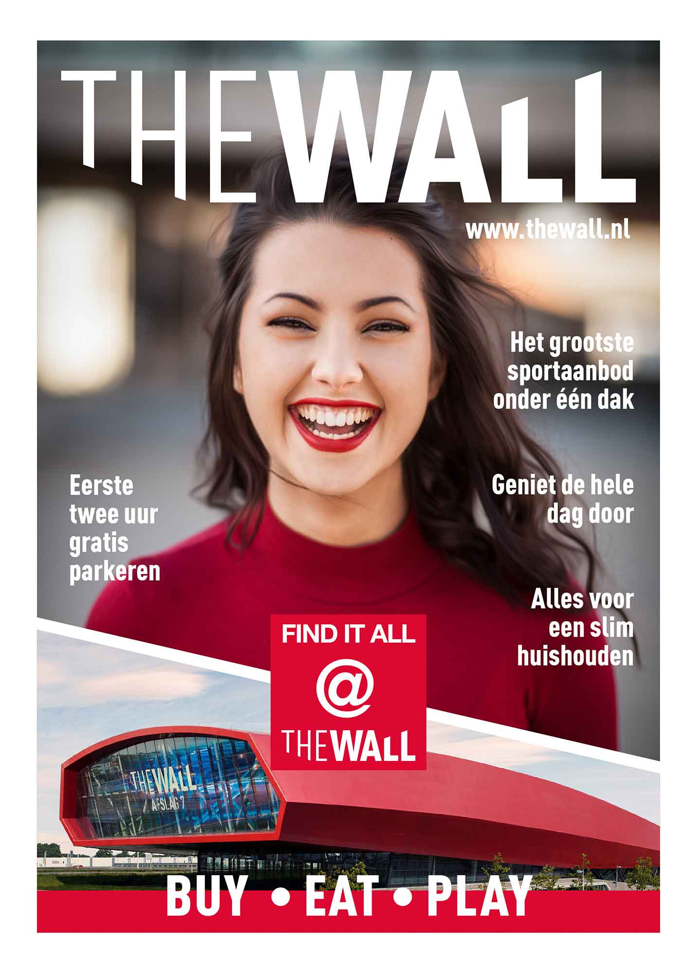 Magazine The Wall Utrecht ~ buy I eat I play © Urban Solutions (placemaking - placebranding)