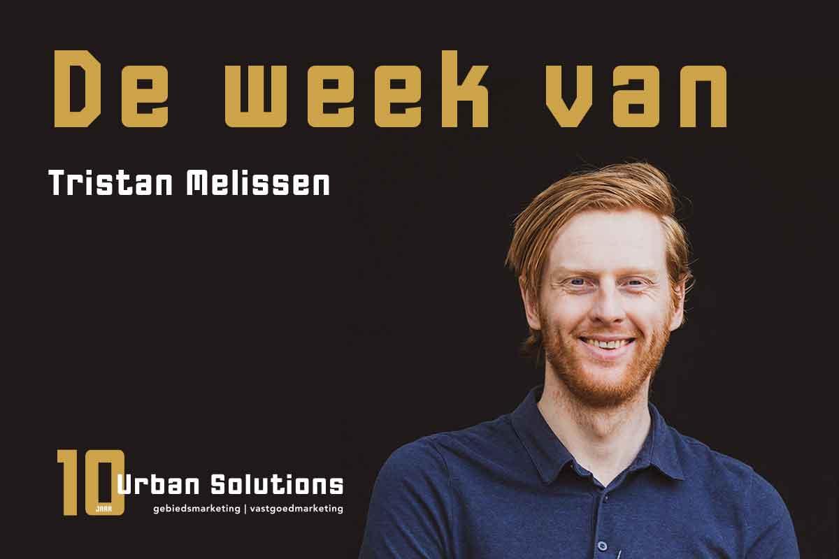 De week van Tristan Melissen - Urban Solutions