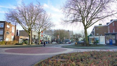 Wijkwinkelcentrum Dillenburgplein Ridderkerk